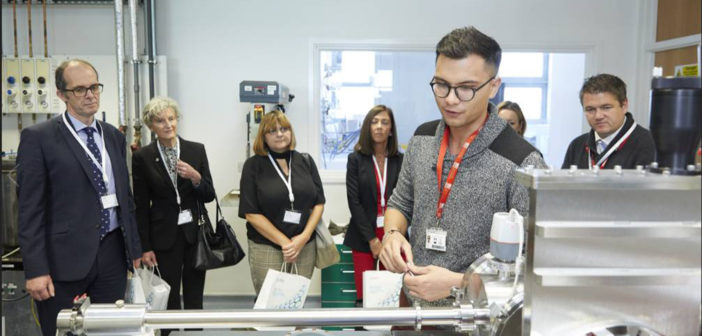 Manchester Fuel Cell Innovation Centre opens in the UK