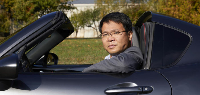 Hajime Seikaku appointed VP of Mazda European R&D Centre