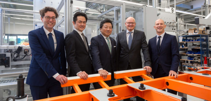 Horiba and FuelCon to tackle electric vehicle development