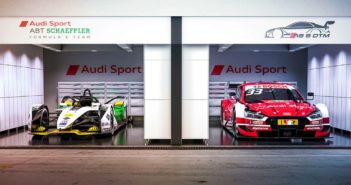 Audi Motorsport adopts VI-Grade dynamic driving simulator