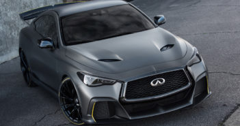 Infiniti Project Black S to serve as engineering testbed for dual-hybrid powertrain tech