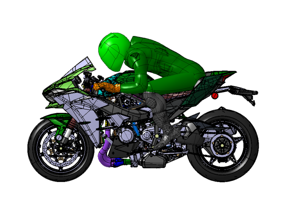 Kawasaki and Siemens PLM Software team up