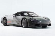 McLaren hybrid Speedtail prototype begins real-world testing