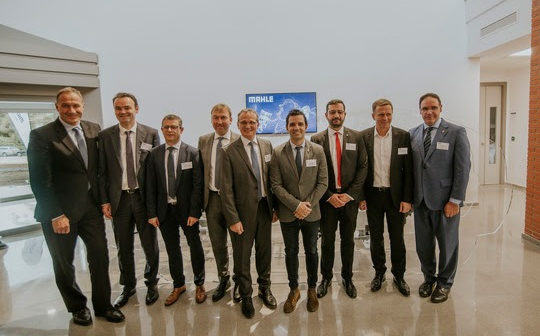 Mahle opens vehicle electronics R&D center in Valencia