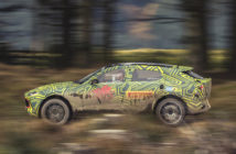 Aston Martin DBX begins real world testing