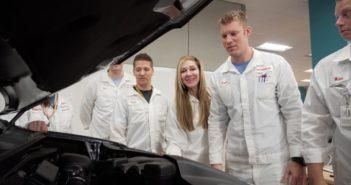 Honda R&D Americas chief engineer Lara Harrington reflects on her role