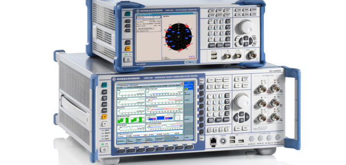 Rohde & Schwarz and Huawei successfully perform LTE-V interoperability tests