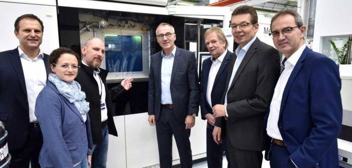 Volkswagen adds 3D printing center to Wolfsburg site