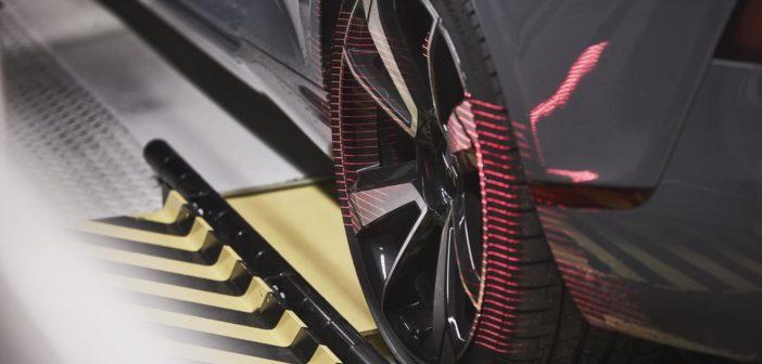 Polestar 1 undergoes chassis dynamics analysis