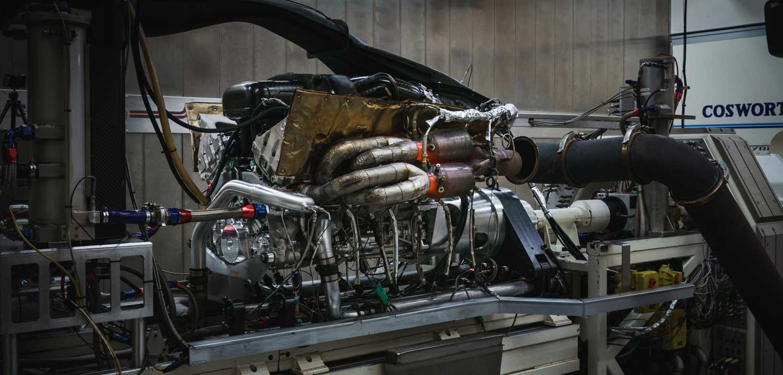 Aston Martin Reveals Development Details For Its New V12 Automotive Testing Technology International