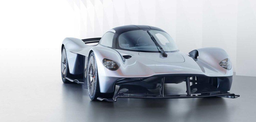 Aston Martin reveals development details for its new V12