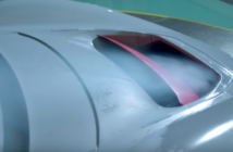 Rimac C-Two undergoes wind tunnel testing