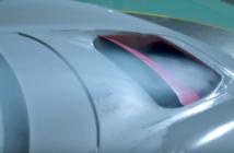 Rimac C-Two undergoes wind tunnel testing
