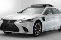 TRI rolls OUT P4 automated driving test vehicle at CES