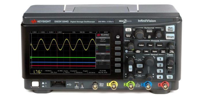 Keysight Technologies launches new entry-level oscilloscope