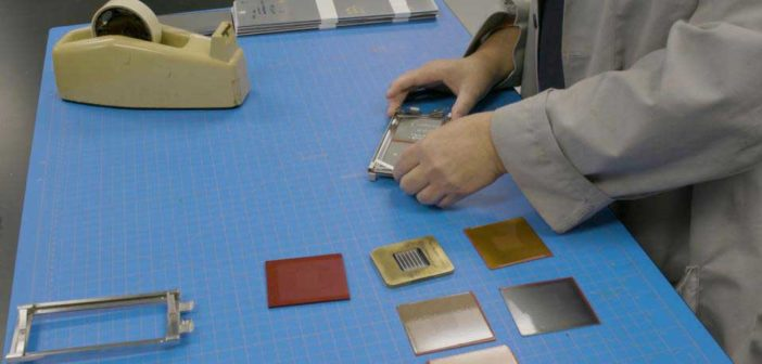 Nissan tests paint samples to prevent sun damage
