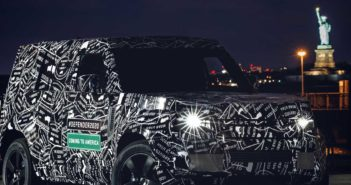Land Rover North America reveals plans for its new Defender