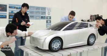 Extending electric vehicle range through a more aerodynamic design