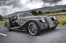 Morgan bids farewell to the V8, paving the way for its all-new 'wide body' sports car