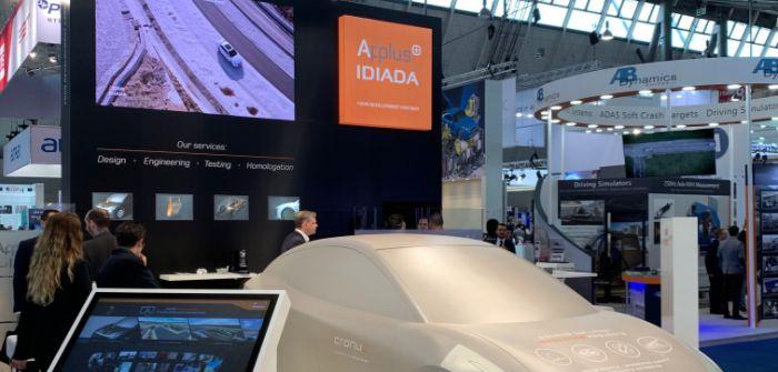 Applus+ IDIADA constructing new CAV test tracks