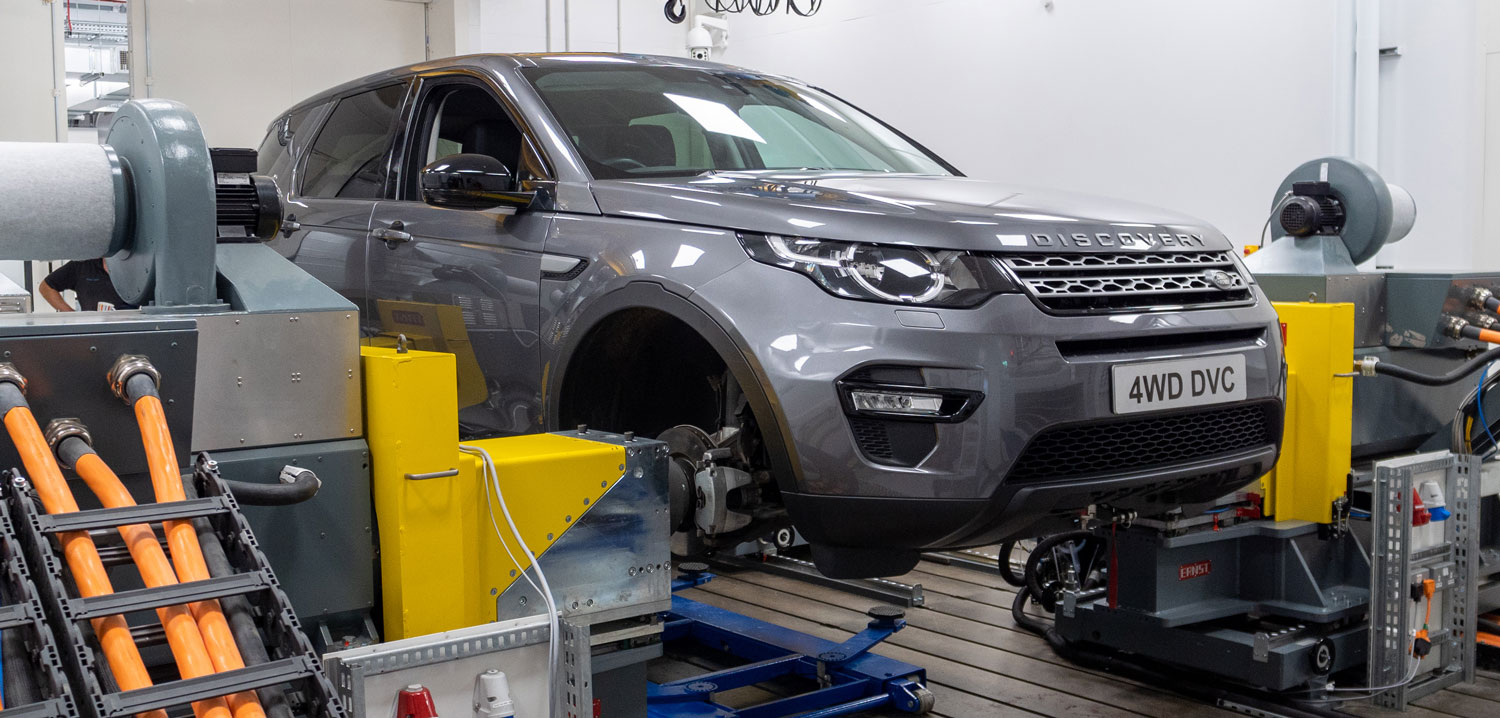 Millbrook commissions 4WD emissions chassis dyno and 4WD