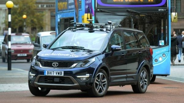 Tata Motors European Technical Centre accelerates development of autonomous vehicle control algorithms with model-based design