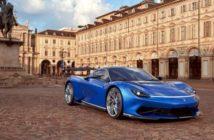 Automobili Pininfarina begins Battista performance tests
