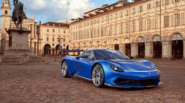 Automobili Pininfarina begins Battista performance tests