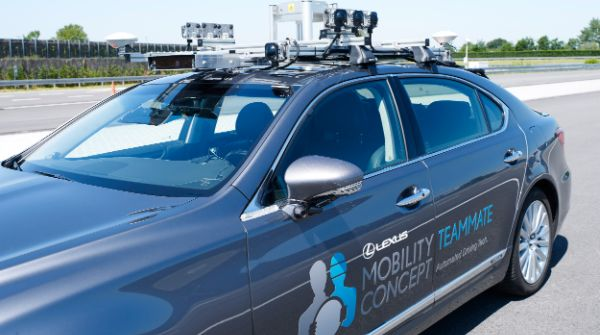 Toyota to test autonomous driving technology in Brussels