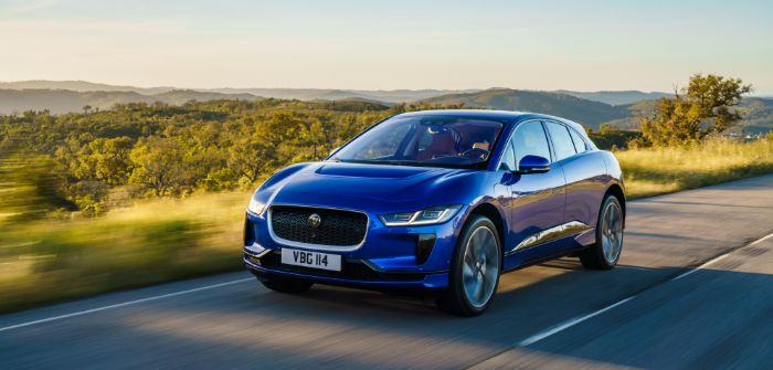 JLR tests plastic recycling process that turns waste into
