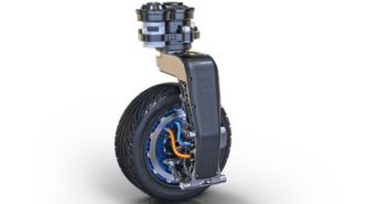 Protean Electric develops corner module with 360° steering
