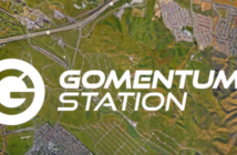 GoMentum Station flyover – Downtown and Bunker City