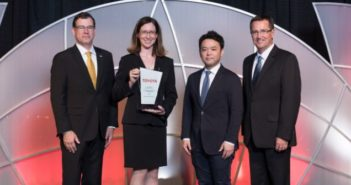 Data acquisition developer DTS receives Toyota Excellence Award