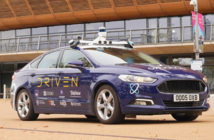 DRIVEN Test vehicle mondeo fusion