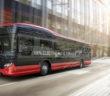 Scania autonomous bus Stockholm