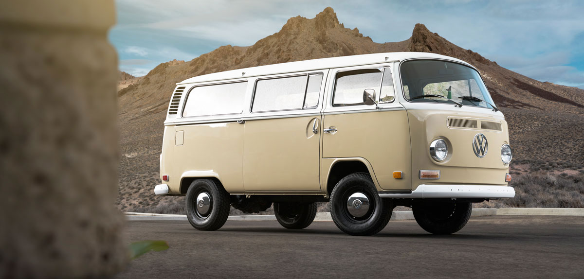 Volkswagen Of America >> Volkswagen Of America And Ev West Convert Vw Type 2 Bus With