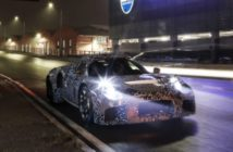 Camouflaged Maserati 'spotted' on the streets of Modena