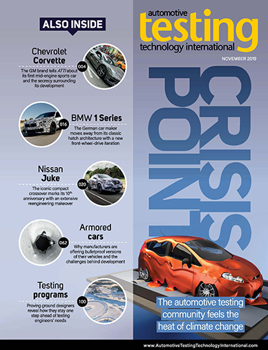 Automotive Testing Technology International Magazine September 2019