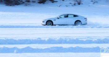 All-electric Xpeng P7 undergoes extreme weather testing