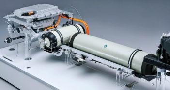 BMW reveals i Hydrogen powertrain details