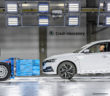 Škoda opens crash test center in Czech Republic