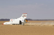 Bloodhound Land Speed Record – the clock is ticking