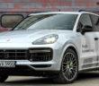 Porsche tests autonomous driving in workshop
