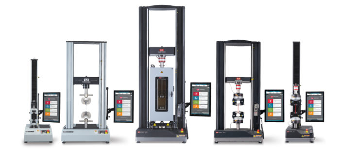 Universal testing systems released by Instron
