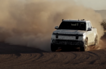 Rivian tests R1T all-electric pickup in Arizona