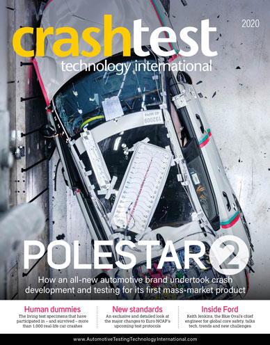 Automotive Testing Technology International Magazine June 2019