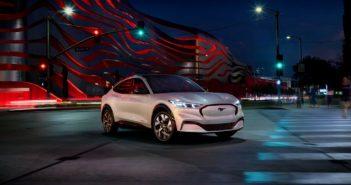 Tech insider: Ford Mustang Mach-E