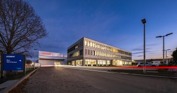 Messring's new HQ in Germany