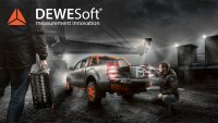 Dewesoft – Electric Vehicle and E-drive Testing