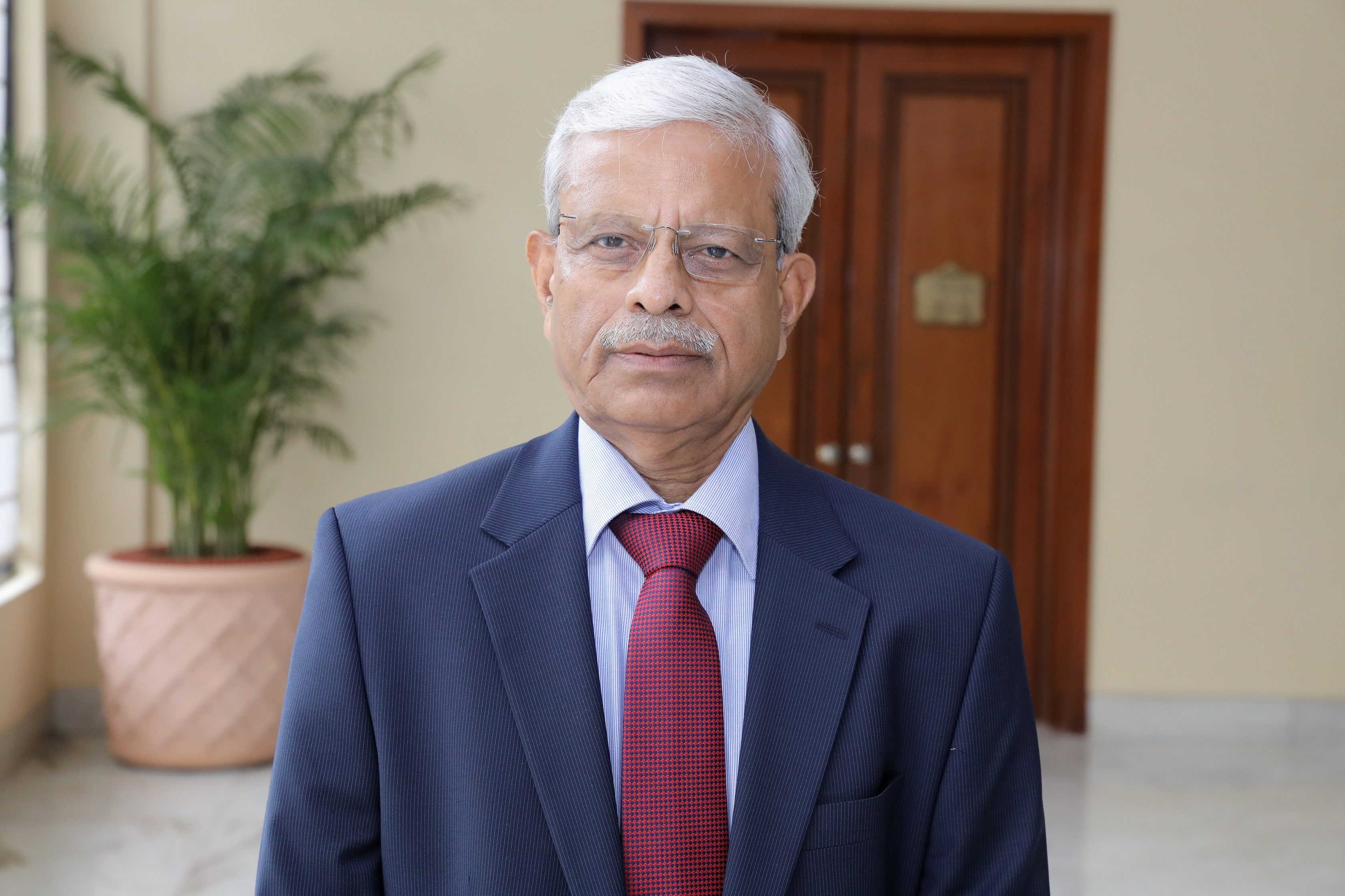 Dr R Mukhopadhyay, director of R&D, JK Tyre & Industries
